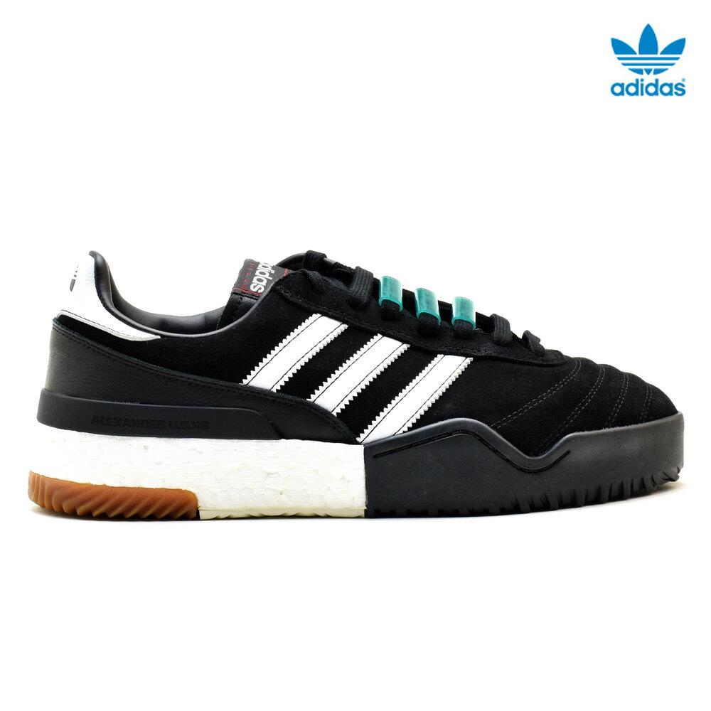 メンズ靴, スニーカー  adidas Originals AQ1232 Alexander Wang AW Bball Soccer BLACK WHITE GREEN