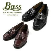 G.H BASS LAYTON BLACK/ BURGUNDY/ 490161/490268G.H.BASS G.H.バス LAYTON レイトン ブラック/バーガンティ ローファー 革靴 【送料無料】
