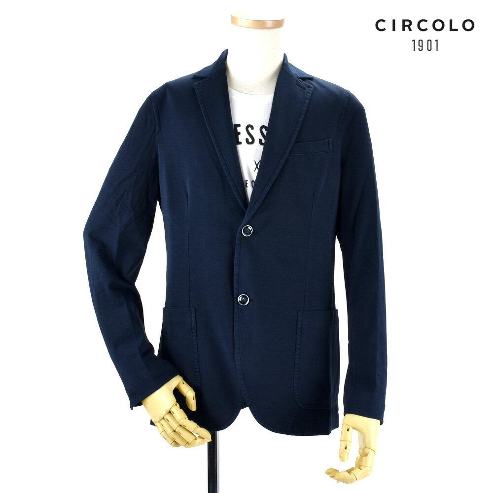 CIRCOLO チルコロ CN1365 ジャケット blu notte  /ジャケット/メンズ/アウター :クラウドモーダ
