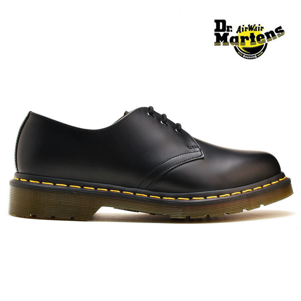 ブーツ, ワーク  3 Dr.MARTENS 1461 GIBSON R11838002