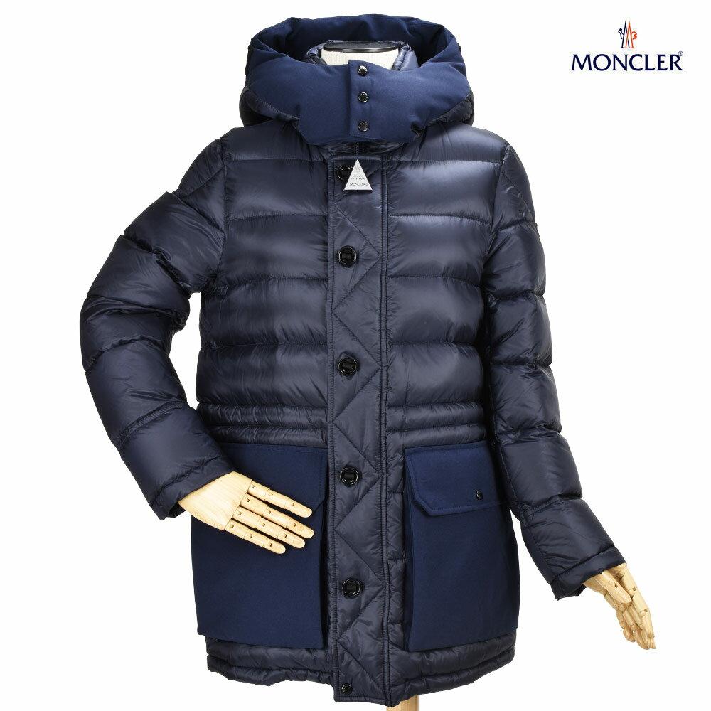 レディースファッション, コート・ジャケット  MONCLER 42336.85 53334744 JOURDAN NAVY po-10