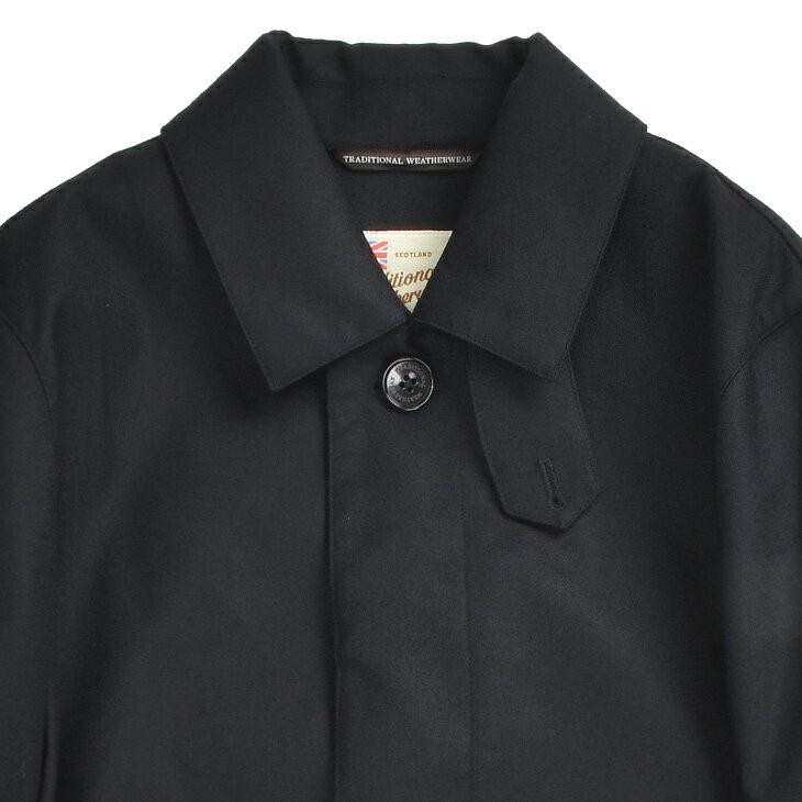 【アウターSALE価格】TRADITIONAL WEATHERWEAR トラディショナルウェザーウエア SELBY 7798 COAT BLACK メンズ/アウター/ジャケット