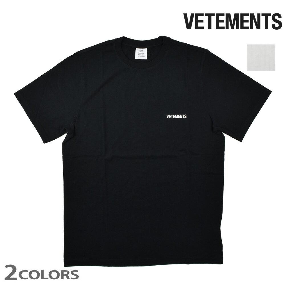 トップス, Tシャツ・カットソー 055 T T VETEMENTS T-SHIRT
