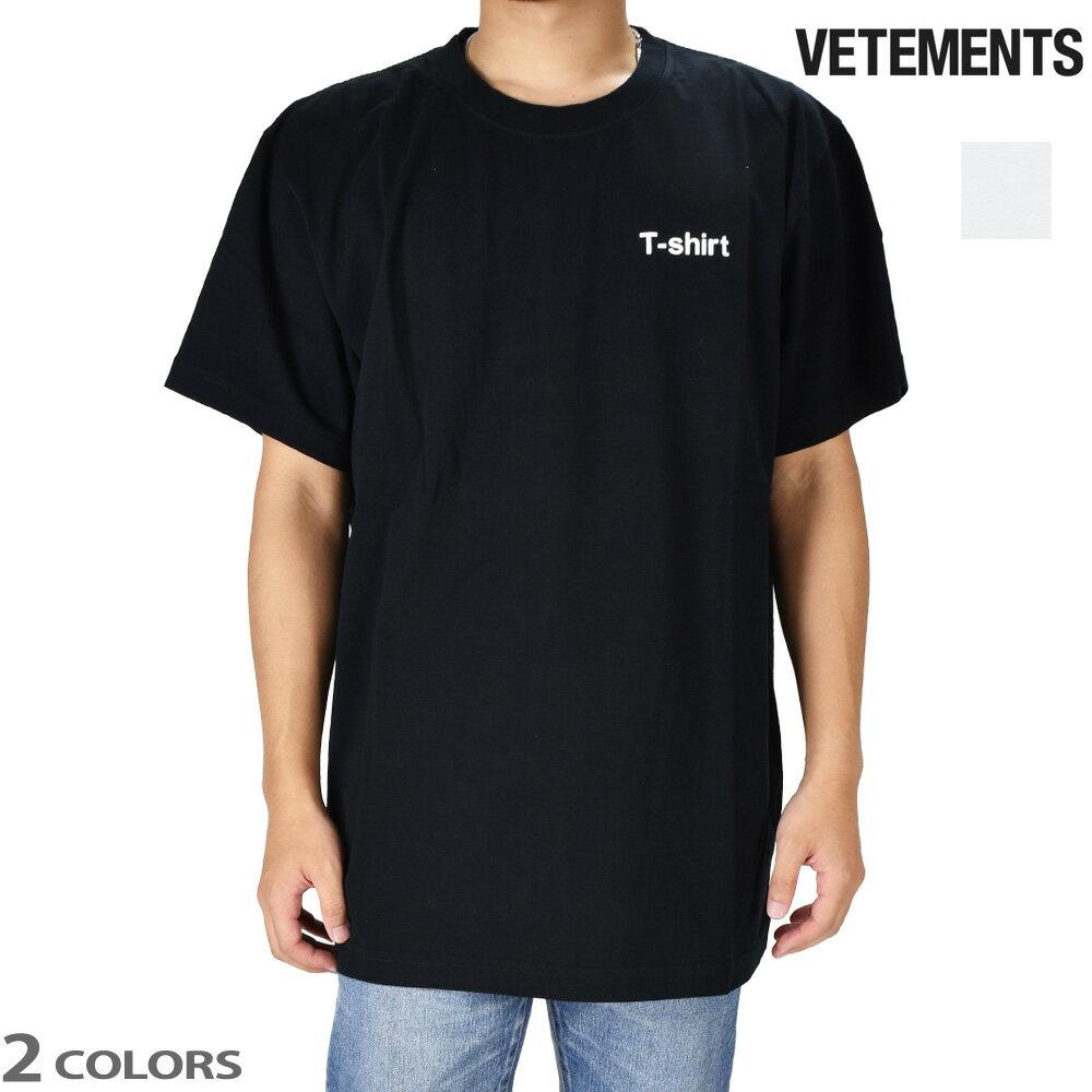 トップス, Tシャツ・カットソー 055SALE T VETEMENTS DEFINITION