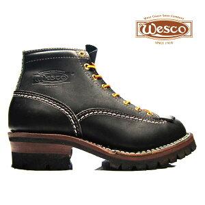ウェスコ WESCO ジョブマスター ブラック Wesco Jobmaster Black BK106100 6インチ 【送料無料】