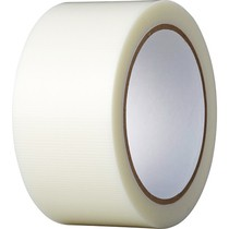 寺岡製作所 養生テープ 50mm×25m 透明 TO4100T-25 1巻 TO4100T-25
