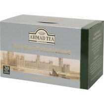 AHMAD TEA デカフェアールグレイ 2g 1セット(100バッグ:20バッグ×5箱)