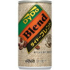 ダイドードリンコ ダイドー ブレンドコーヒー 185g 缶 1セット(90本:30本×3ケース)