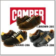 カンペール CAMPER PEROTAS ARIEL BROWN-205/KHAKI-206/BLACK-208 16454-208/16454-206/16454-208
