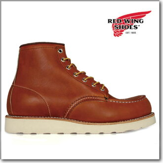 Red Wing REDWING 875 6 inch CLASSIC MOC Dwidth ORO-IGINAL Red Wing モカシントゥ Irish setter 875 D wise RED WING Redwing ◆
