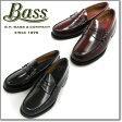 G.H BASS LARSON BLACK/BURGUNDY 490273 バス ラーソン ブラック バーガンディー