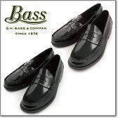 【最大2000円OFFクーポン*21(金)10:00〜24(月)9:59まで】gh bass ローファー ブラック バーガンティ ウォルトン GH バス WALTON BLACK BURGUNDY 黒 革靴