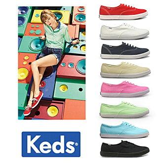 keds Keds CHAMPION OX CVO女士WHITE BLACK RED PINK黑白紅reddohowaitoburakkuteirasuifuto 34000 34300 31300 34200 24700 52428 52431運動鞋