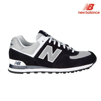 新平衡New Balance M574BGS 574男子的深藍NAVY CLASICCS TRADITIONNELS運動鞋