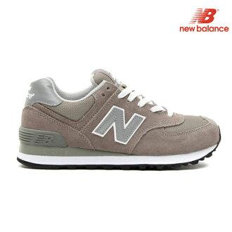 新平衡New Balance W574GS 574男子的女子的灰色GRAY運動鞋