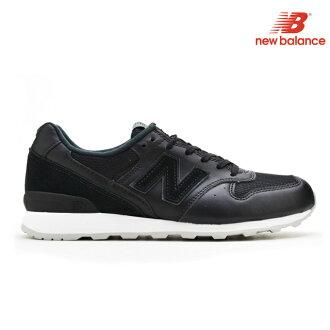 新平衡New Balance WR996HO 996女子的黑黑色BLACK運動鞋
