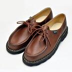 パラブーツ ミカエル マロン ブラウン PARABOOT MICHAEL 715603 MARRON BROWN チロリアンシューズ メンズ 靴 ブーツ[p-450]