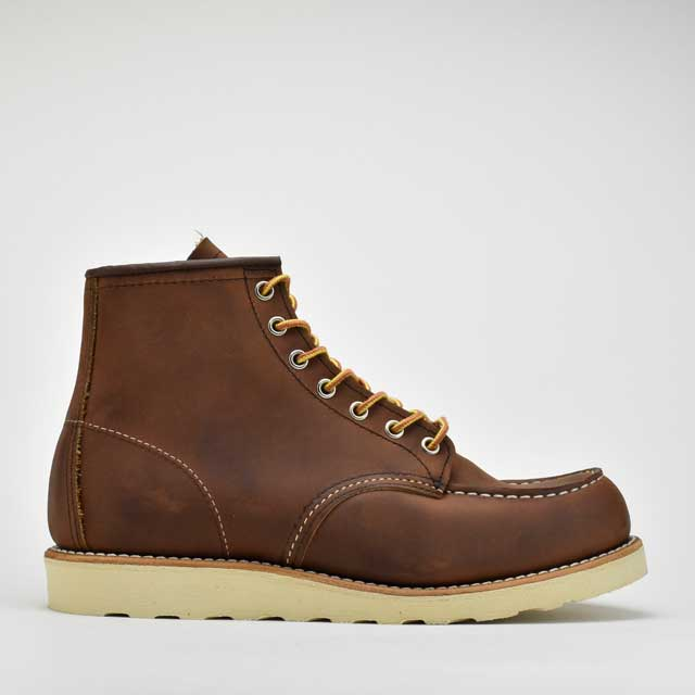 ブーツ, ワーク 600OFF125 0002359 15 RED WING 8880 6INCH CLASSIC MOC TOE BOURBON