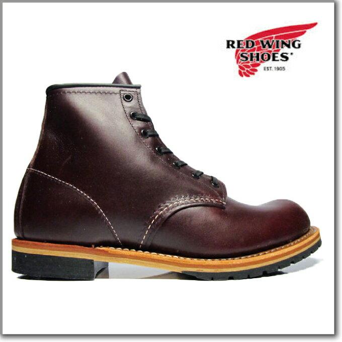 レッドウィング ベックマン REDWING 9011 BECKMAN ROUND BOOTS BLACK CHERRY FEATHERSTONE:クラウド・シューカンパニー