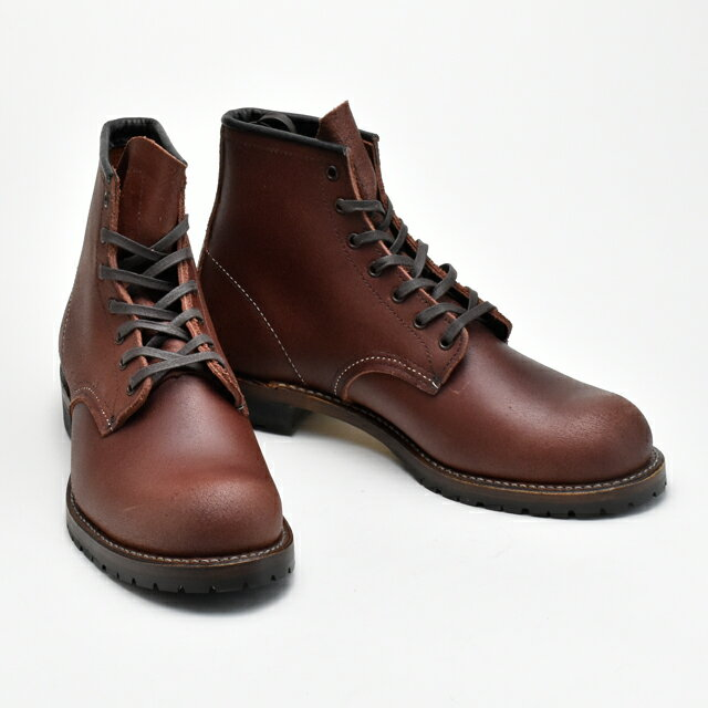 ブーツ, ワーク 127 2000410OFF600OFF RED WING 9033 BECKMAN ROUND BOOTS BORDEAUX