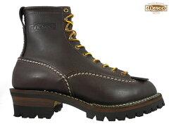 【送料無料!!】ウエスコウェスコ Wesco Custom Jobmaster BROWN 108100 Leather Height 8inch V...