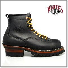 【送料無料!!】ホワイツホワイツ White's Boots 350MVLTTRT BLACK DOM SMOKE JUMPER スモークジ...