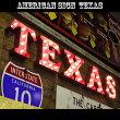 アメリカンサインw/ライト「TEXAS」(テキサス)/ガレージング/インテリア/照明/オブジェ/アメリカ/