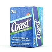 COAST コースト化粧石鹸2個セット(クラシックセント) 90g×2個入り 【デオドラント石鹸・石けん・アメリカ製】
