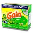 GAIN ゲイン洗濯洗剤 粉末 (オリジナル )40回分 (1.3kg 45oz ) アメリカ雑貨 アメリカン雑貨