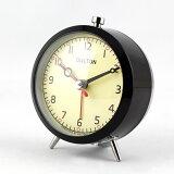目覚まし時計 ダルトン アラームクロック Model 100-053Q ブラック DULTON 置き時計 インテリア アメリカ雑貨 アメリカン雑貨