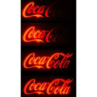 COCA-COLABRANDコカコーラブランドLEDサイン「レタリングLEDサイン」PJ-LED02【20P24Oct15】