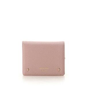 サマンサタバサ 折財布 プチビジュー二つ折り財布 ピンク chouette アンド シュエット