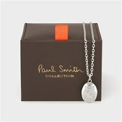 ポール・スミスポールスミス正規品送料無料ポールスミスポール・スミスPAULSMITHCOLLECTIONキューブロゴネックレス002