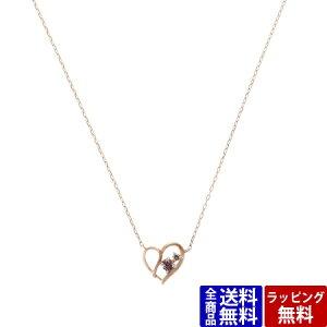사만다 티아라 목걸이 Heart Silhouette Necklace Small K10 Pink Samantha Thavasa 사만다 티아라