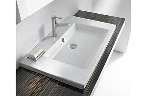 『カード対応OK!』■CERA/セラ洗面・手洗【DV049180-00】セカンドフロア(洗面器のみ)洗面器ホワイト800×500