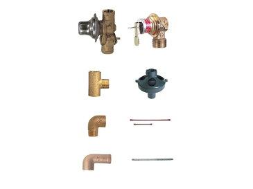 ●三菱 電気温水器 部材【BA-T12G】標準配管セット (旧品番 BA-T12F)
