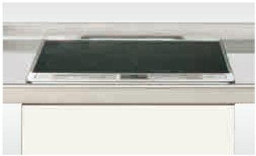###クリナップ IHクッキングヒーター【ZZHT40B-E】ブラック ラクエラシリーズ グリルレス2口IHヒーター 間口45cm 注2週