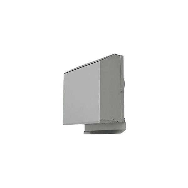###『カード対応OK!』■メルコエアテック 換気扇部材 超深形フード(BL品)【AT-125LNS4-BL3M】外壁用(ステンレス製)接続口サイズφ125 網3メッシュ