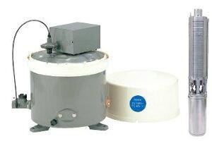 【カード対応OK!】テラル深井戸用圧力タンク式水中ポンプ【25TWS-T6.4S-7】60Hz単相100V