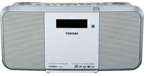 【カード対応OK!】###ω東芝オーディオ【TY-CRX71(W)】(ホワイト)SD/USB/CDラジオ
