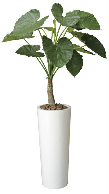 《アートグリーン》《人工観葉植物》光触媒 光の楽園 アートくわず芋1.8【RCP】:クローバープレイン