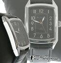 ベンシャーマン Ben Sherman スクエア ブラック フェイス レクタングル 腕時計 メンズ モッズ ファッシ...