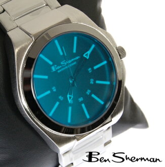Blue Face Ben Sherman 14