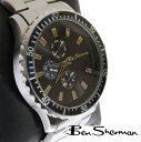ベンシャーマン Ben Sherman ブラック 腕時計 メンズ プレゼント ギフト クリスマス