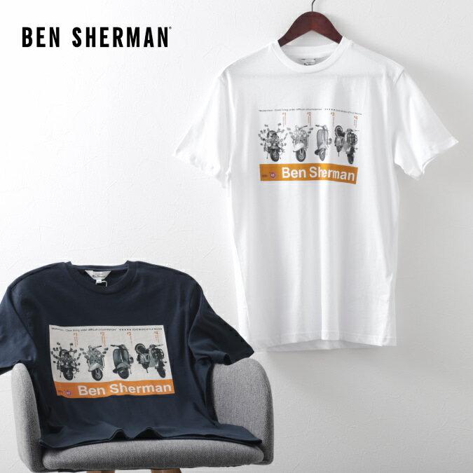 トップス, Tシャツ・カットソー  SALE T VESPA 20s Ben Sherman 2
