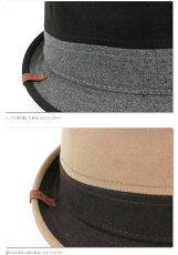 ベンシャーマンBenSherman中折れメルトントリルビィハットメンズ【送料無料】2013新作モッズファッションMeltonTrilbyHat帽子ブラックBlackキャメルCamelロゴUKモッズmj00108