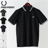 フレッドペリー メンズ ポロシャツ ポロ ティップ ピケ 鹿の子 Fred Perry 19SS 新作 6色 ホワイト ブラック 日本製 Made in Japan 正規販売店 プレゼント ギフト
