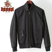 バラクータ Baracuta G9 オリジナル ハリントンジャケット 17SS 最新作 春物 フェイデドブラック 英国製 スイングトップ ブルゾン ギフト