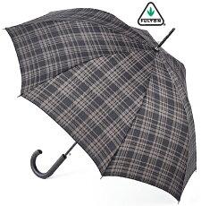 FULTON傘アンブレラShoreditch紳士用紳士スタンダード長傘【送料無料】メンズフルトン2014AW新作英国王室御用達ショーディッチメンジーズチェックジャンプ傘Umbrellaかさイギリスfultong832menzies