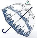 フルトン 傘 バードケージ ロンドンアイコン 長傘 花柄 レディース かさ フルトン 傘 レデ…